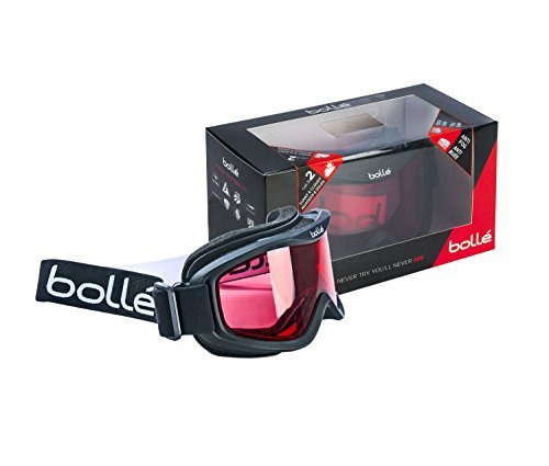 2740d45aaff Bolle Mojo Snow Goggles (Matte Black