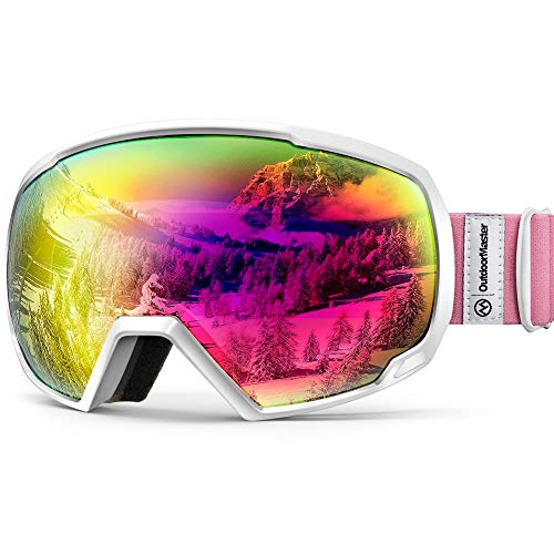 3c533cbc7125 OTG (OVER-THE-GLASSES) DESIGN Ski goggles that fits over glasses. Suitable  for both ADULTS AND YOUTH. ANTI-FOG LENS   EXCELLENT OPTICAL CLARITY Dual- layer ...