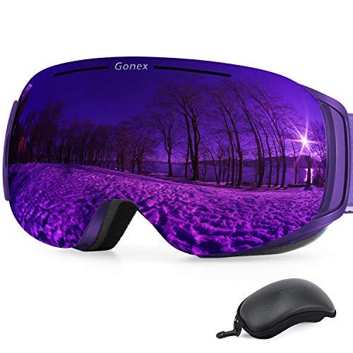 c135c1b4a001 Gonex Magnetic Ski Goggles